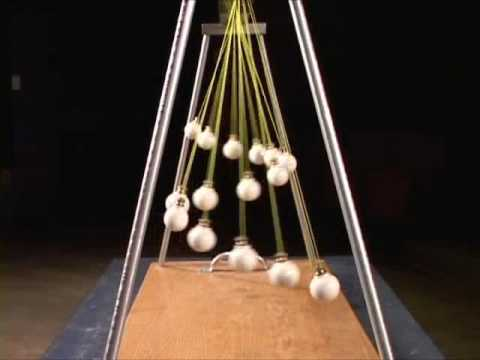 Pendulum Waves - YouTube