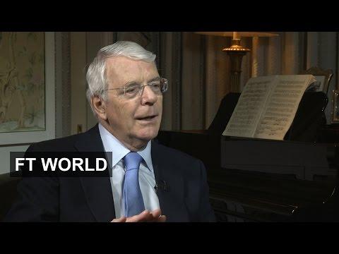 John Major on the EU referendum | FT World