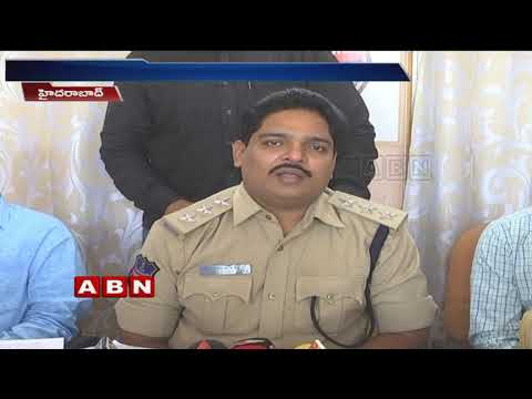 Two youth Held for peddling Dry Liquid Ganja | Hyderabad | ABN Telugu