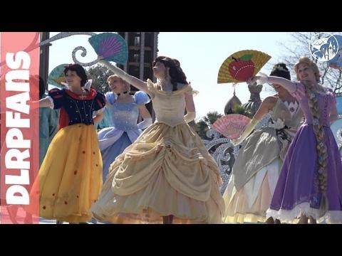 The Starlit Princess Waltz at Disneyland Paris 25th Anniversary in 4K