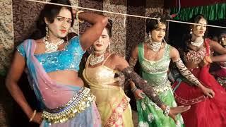 कोरस डांस प्रोग्राम नया अवध संगीत पार्टी,पिछ्वारा,अम्बेडकर नगर।