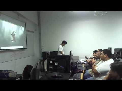 Charla: Linux y el Software Libre - Guff Slug UNGS