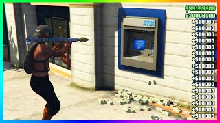 NEW GTA 5 Online Unlimited Money Glitch! [NO REQUIREMENTS] (PS4/XBOX/PC)