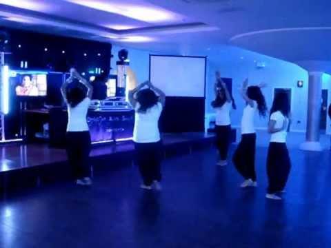 Bollywood Bhangra Dance-ISH FUSION