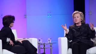 Hillary Clinton on Edward Snowden