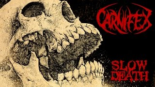 CARNIFEX - Slow Death (ALBUM ARTWORK REVEAL)