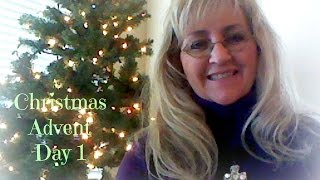 """""""And He Shall Be Called the Son of God"""" Christmas Bible Story vlog with Dianne E. Butts - 1 of 12"""