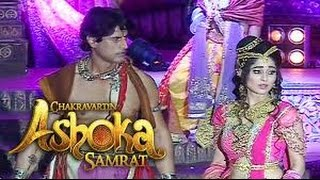 Chakravartin Ashoka Samrat : 9th June 2016 | Ashoka & Kaurvaki in the boat!