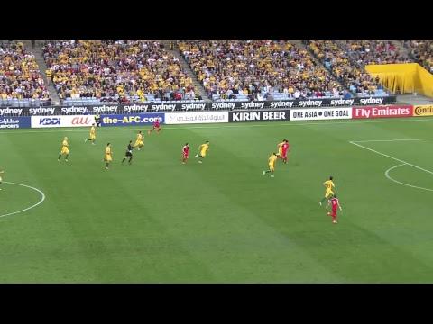 Australia vs Syria (2018 FIFA World Cup Qualifiers)
