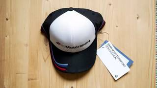 Бейсболка BMW M MOTORSPORT COLLECTORS (80162461127)