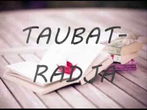 TAUBAT RADJA with lyrics mp3