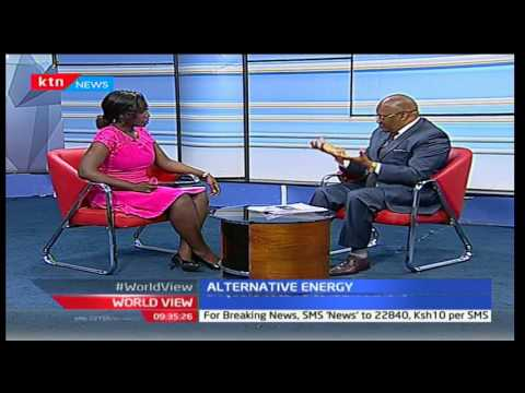 World View 22nd November 2016 - [Part 2] -  ALTERNATIVE ENERGY: Embracing technology in energy
