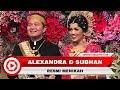 Pembalap Subhan Aksa dan Alexandra Asmasoebrata Resmi Menikah
