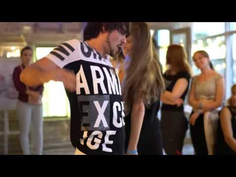 00119 RZCC 2016 Tatyana and Kamacho at After Party ~ video by Zouk Soul