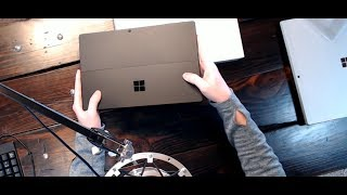 Surface Pro 6 Unboxing