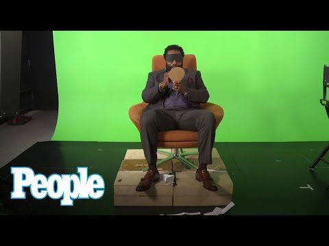 Walking Dead's Chad L. Coleman Plays Celebrity Truth or Dare | PEOPLE