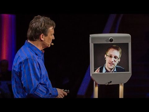 Edward Snowden: Here's how we take back the Internet klip izle