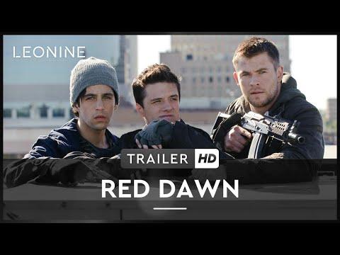Red Dawn - X-Mas Spot