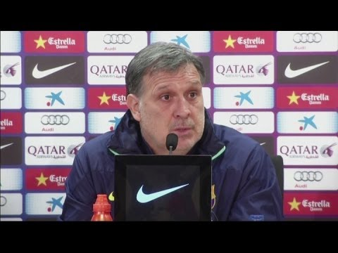 Atletico Madrid are currently the 'best in Europe' says Gerardo Martino