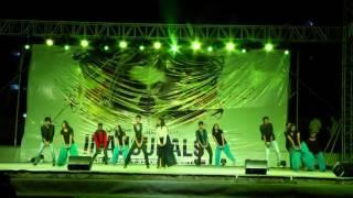 Kungfu Kumari - Felicity'16, IIIT-H | Ravi Teja (TV)