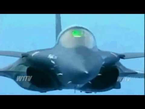 FX2 BR - Dassault a fabricante do caça Rafale admite baixar o preço do pacote