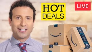 Top 5 AMAZON DEALS of the Week - Deal Guy Live!