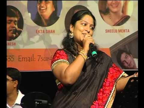 Ekta Shah Live In Concert - Zindagi pyar ka geet hai