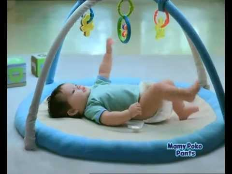 Mamypoko Pants Menendang-nendang video