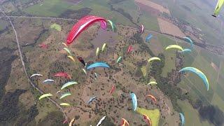 14th FAI Paragliding World Championships - seen by Pal Takats