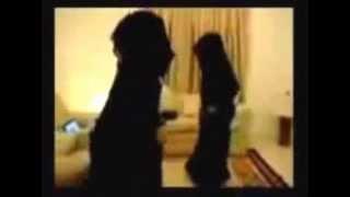رقص سكسي بالعباية لبنات السعودية  home made  belly dance two  arabic girl belly dance 