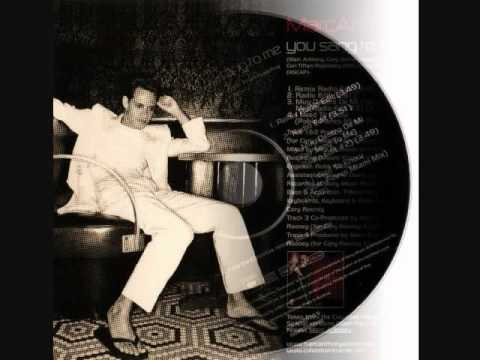 Marc Anthony - You Sang To me (Remix)