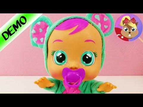 Ağlayan Oyuncak Bebek   Cry Babies türkçe   Oyuncak Bebek