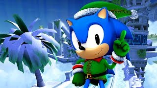 Sonic Forces Speed Battle - ELF CLASSIC SONIC (HD Widescreen)