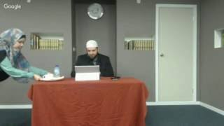 Kamus Iman with Sh Moustapha Sarakibi - Perseverance in Halal Foods