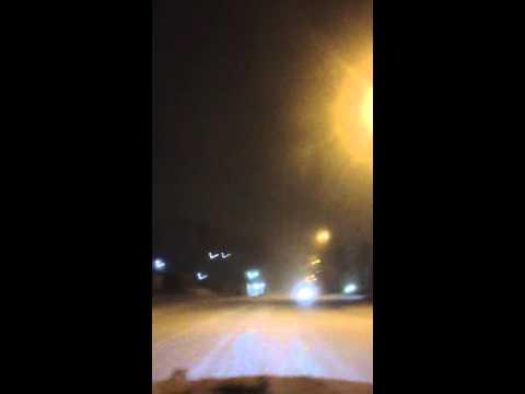 Snow drift Impreza WRX STI Vladivostok#2