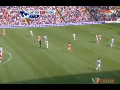 Fulham v West Bromwich Albion 3-0 All Goals