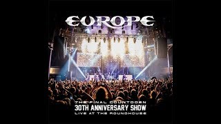 EUROPE - Roundhouse 30th Anniversary Show (Live at the Roundhouse DVD Trailer #1)