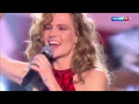 """Денис Клявер и певица Глюк'oZa - """"Танцуй, Россия""""!"""