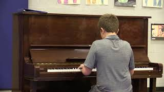 Phoenix Christian School PreK-8 - Talent Show Act - Zach