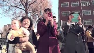 Dosti pak china students dance on Nazia hassan's Song