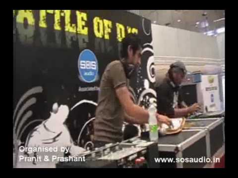 SOSAUDIO Presents BATTLE OF DJS dj sandy & dj vishal Jugalbandi...
