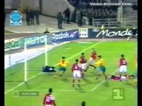 Спартак в Лиге Чемпионов 1994/1995