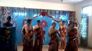 Dance steps of Sapne  sajan ke......