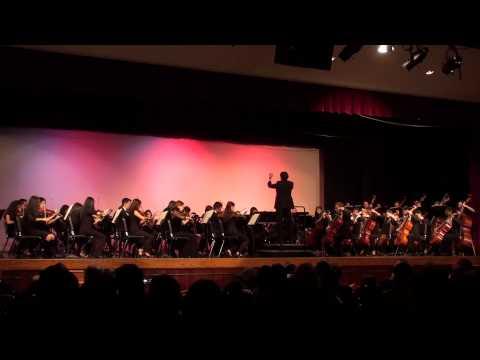 Beethoven: Egmont Overture, Bridgewater-Raritan High School Symphony Orchestra