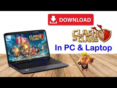 Computer Me Clash Of Clans Game Kaise Install Kare | How To Install Clash Of Clans On PC