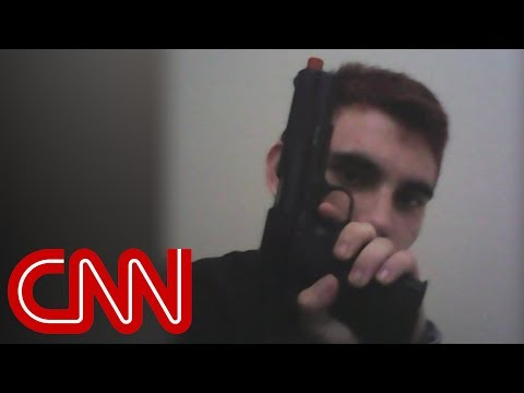 Florida school shooting suspect's disturbing social media posts