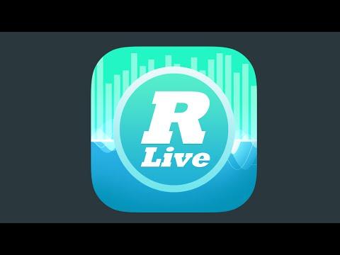 RLive App Preview IOS  - radio israel