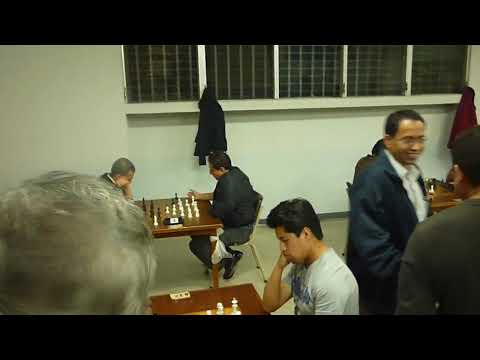 Imagenes del Torneo Blitz de 3 minutos con 2 segundos de incremento