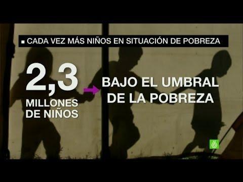Unicef pide un pacto de Estado contra la pobreza infantil en España