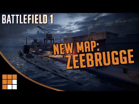 ZEEBRUGGE: New Battlefield 1 Map on CTE - Exclusive First Look